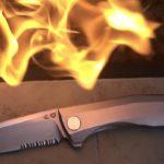 Gamut Folder Knife
